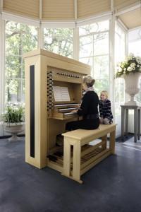 Positive 350 orgel